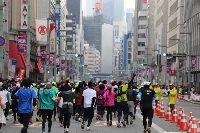 フルマラソン(東京マラソン)