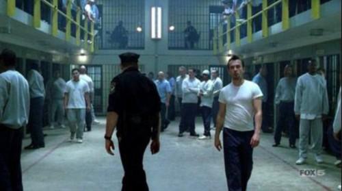 フォックスリバー刑務所内部