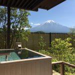 「ホテル鐘山苑別墅然然(べっしょささ)」富士山温泉宿のおすすめ!